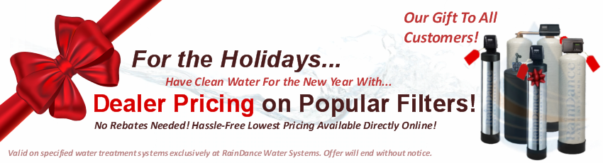 well water softener dealer pricing